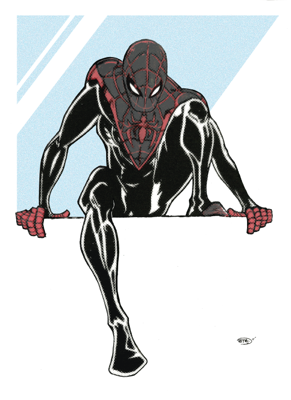 Wish We All Had Jetpacks     The New Ultimate Spider