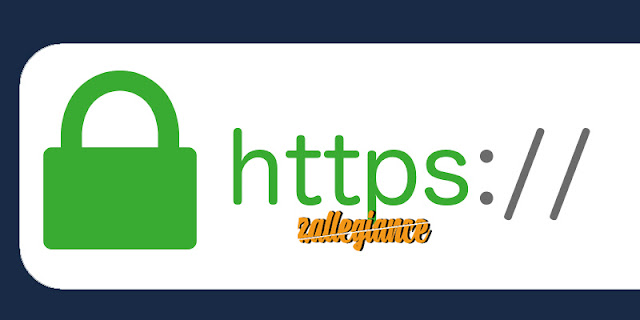 Cara Setting HTTP ke HTTPS Blogspot Custom Domain Step by Step Terbaru 2018
