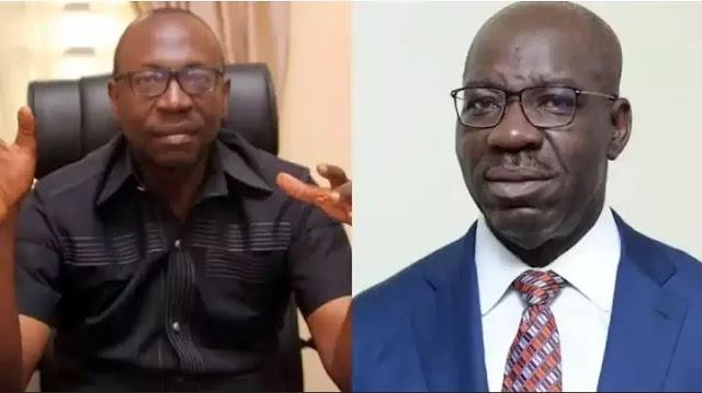 Edo 2020: Ize-Iyamu Concedes Defeat, Congratulates PDP