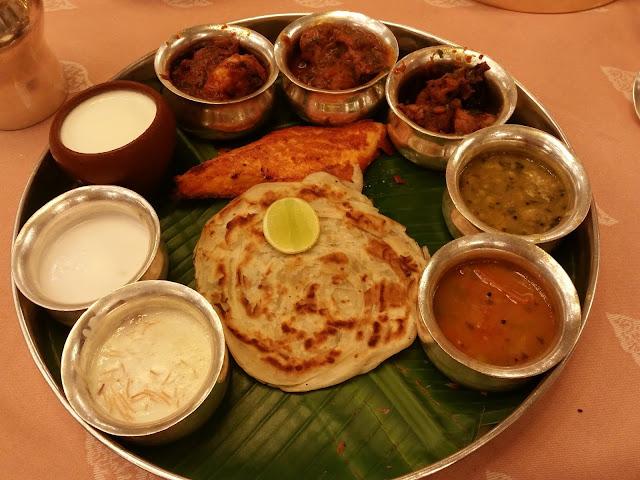 ITC Kakatiya Thali