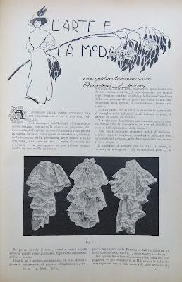 pagina rivista natura ed arte milano