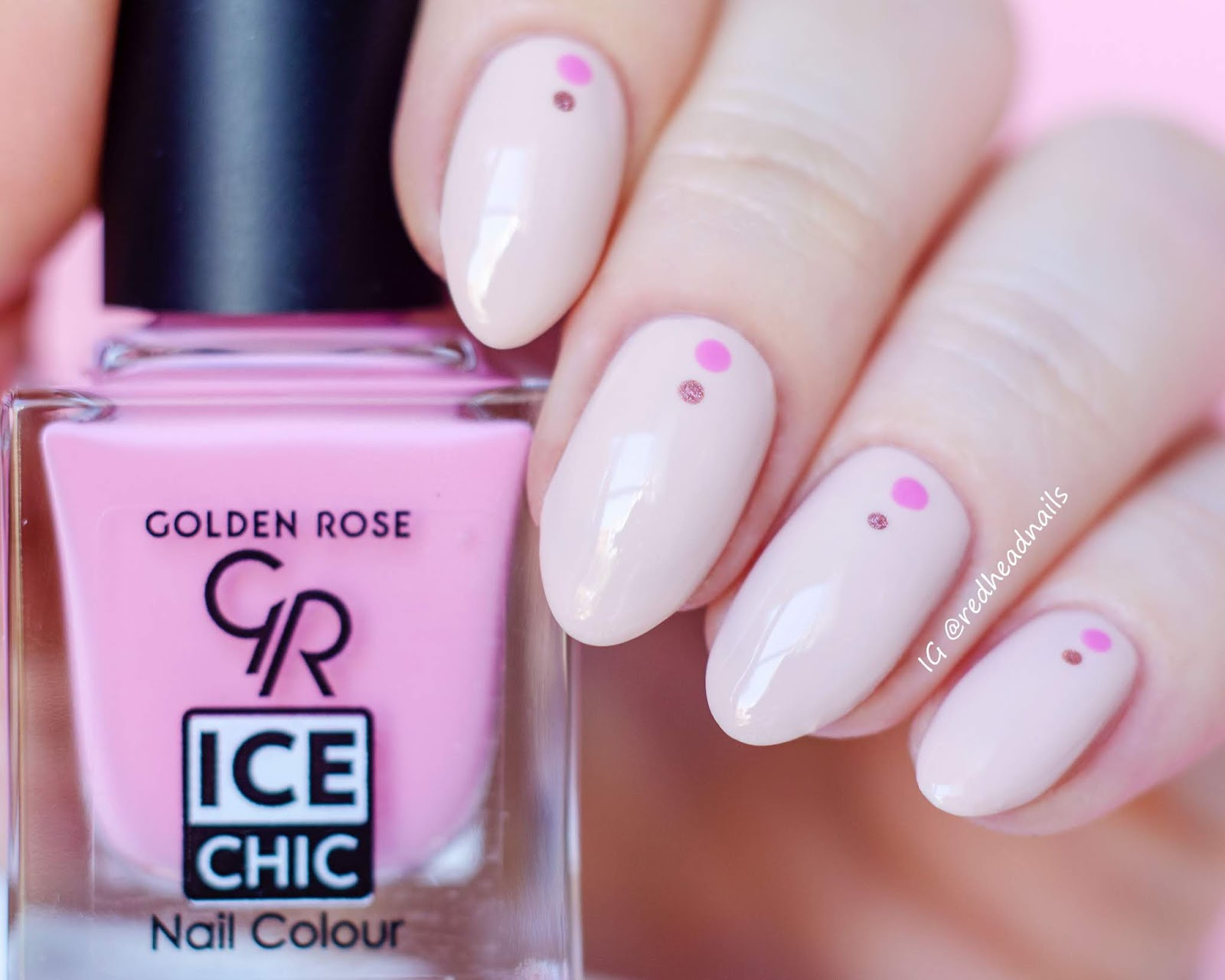 Golden Rose Ice Chic no 08
