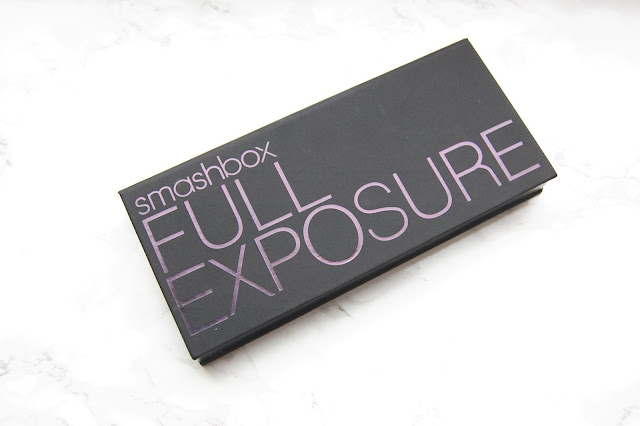 Throughneweyesx Smashbox Full Exposure Palette Swatches and review