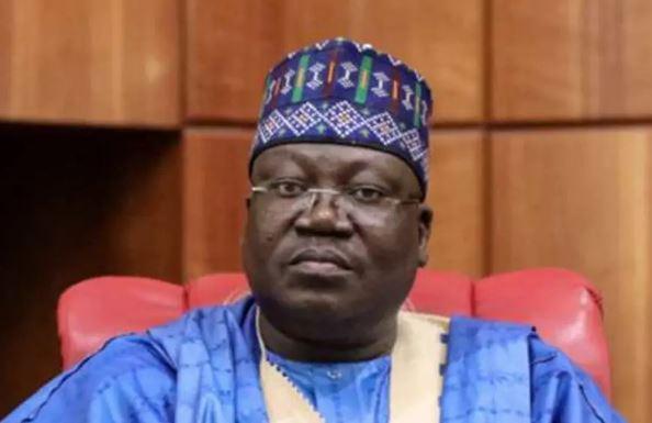 Lawan-led Senate under fire for approving Buhari's $22.7 billion loan
