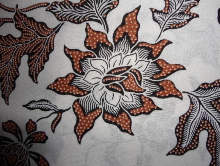 Gambar Motif Batik Flora Dan Fauna 2021