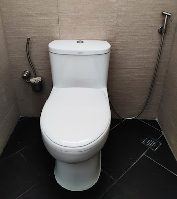 Buriram Bathroom Toilet Installation
