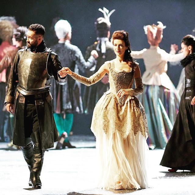 Handel: Ariodante - Christophe Dumaux, Chen Reiss - Vienna State Opera