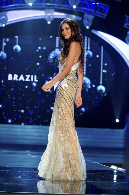 abd3781a6a94 Miss Brazil Gabriela Markus: Miss Universe Brazil caused me to say a loud