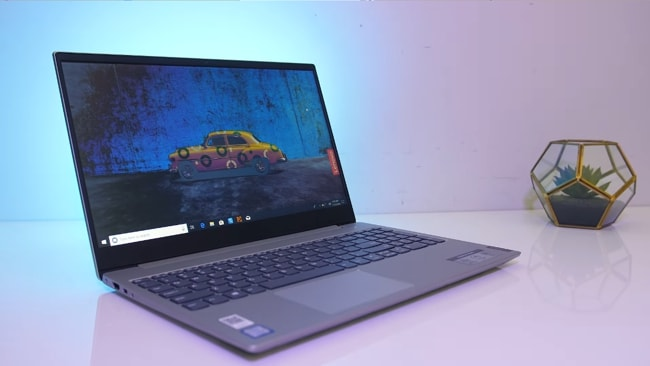Lenovo IdeaPad S340 (15.6-inch display) laptop. It is powered by Intel Core i5 processor with NVIDIA MX250 2GB GPU, gives a near to fair performance but comes with a poor keyboard and display.