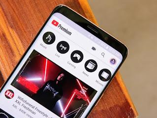 fitur youtube premium