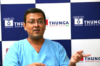 मरीजों को खुशी—खुशी घर वापस भेजना ही हमारा लक्ष्य है; डॉ. स्वामी पवार | #NayaSaberaNetwork