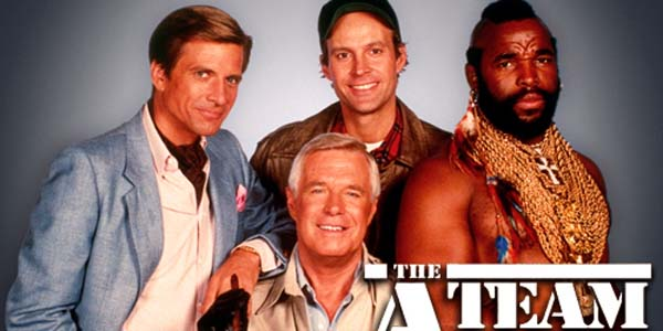 film serial barat era 90-an, the a-team