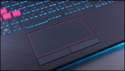 Asus ROG Strix 2020: Keyboard