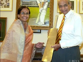 India First Female Cricket Commentator Chandra Naidu Dies