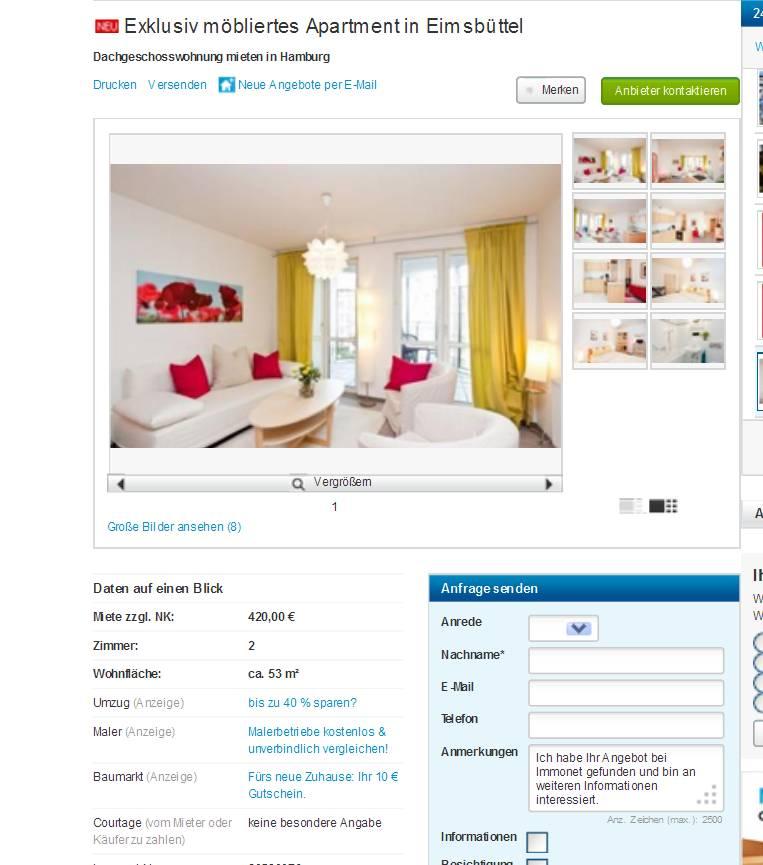 Zimmer Wohnung Hamburg Eimsb Ef Bf Bdttel
