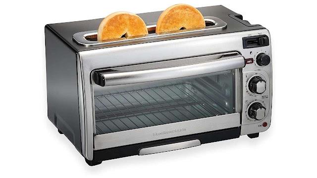 Hamilton Beach 2-in-1 Countertop Oven