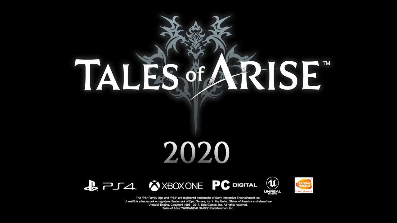 Bandai Namco Merilis Tales of Arise RPG Untuk Tahun 2020, Inilah Trailernya