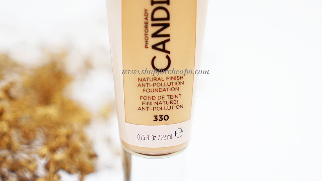 Foundation Halal Revlon Candid Foundation Light Beige Review Indonesia
