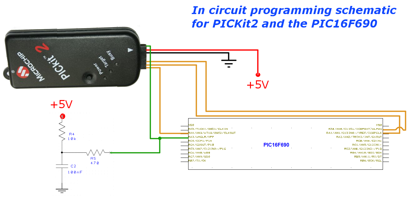 Tech Pickit 2 Circuit Diagram Guide And Troubleshooting Of Wiring 3 Test Pins Bing Images Clone Schematic Icsp