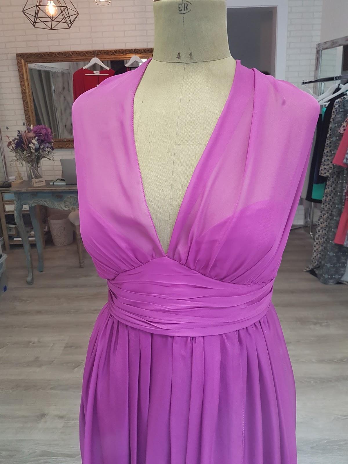 Excelente Ligeros Vestidos De Cóctel De Color Rosa Ideas Ornamento ...