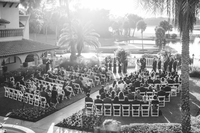 ceremony at Mission Inn Resort
