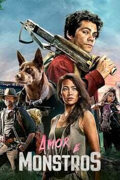 Amor e Monstros Torrent – BluRay 1080p Dual Áudio