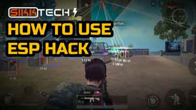 how to use esp hack in pubg mobile