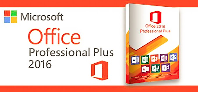 Microsoft Office Professional Plus 2016 x86-x64 and Bonus Software