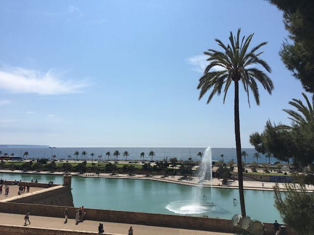 Mallorca travel diary Palma