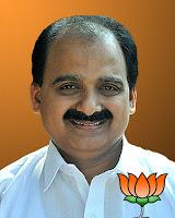 Adv N Sree Prakash BJP Candidate