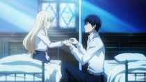 Kishuku Gakkou no Juliet BD Episode 11 - 12 (Vol. 6) Subtitle Indonesia