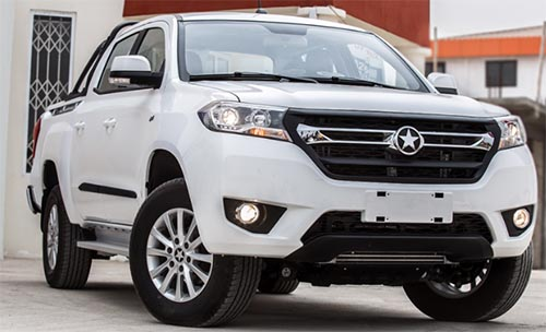 Ghana Kantanka Omama Luxury Pickup, Kantanka Automobile is a Ghanaian Automobile Manufacturing and Assembling Company.