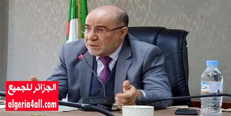 استئناف صلاة الجمعة,وزير الشؤون الدينية، يوسف بلمهدي