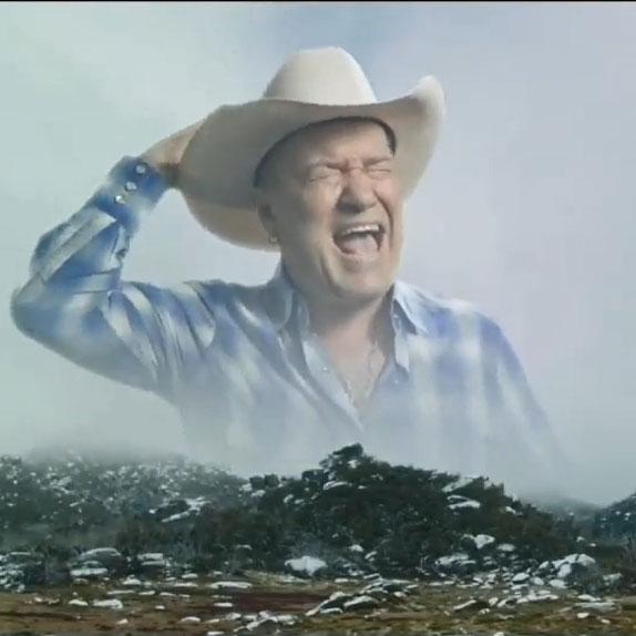 Screamin' Cowboy Wallpaper Engine