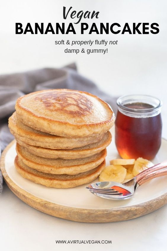 Hands down THE best Vegan Banana Pancakes. They are soft, fluffy, super delicious and so simple to make, from scratch, in a blender. This is an essential, keep handy in your back pocket, recipe that…