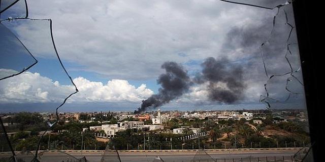 ΛΙΒΥΗ: Αεροπορικά χτυπήματα σε αποθήκες τουρκικού εξοπλισμού