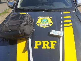 PRF prende  foragido procurado pela Interpol em Registro-SP
