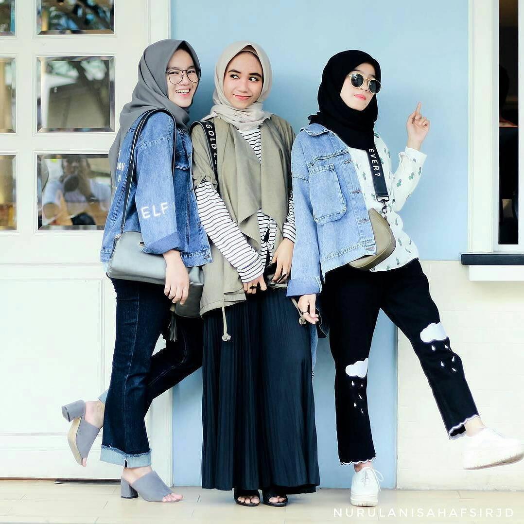 Fashion Jilbab Untuk Remaja Masa Kini yang Nyaman Digunakan Sehari Hari
