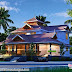 Awesome traditional Kerala house 2620 sq-ft