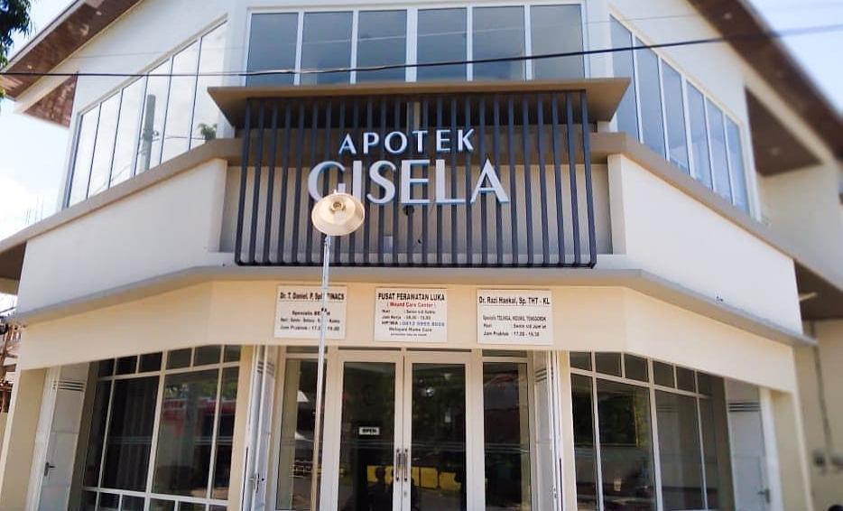 Loker Blora Sebagai Perawat di Apotek Gisela Blora