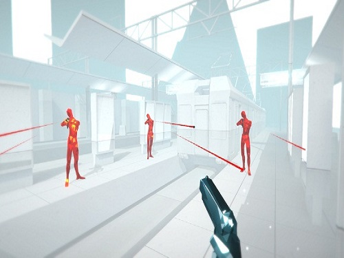 SUPERHOT Game Free Download