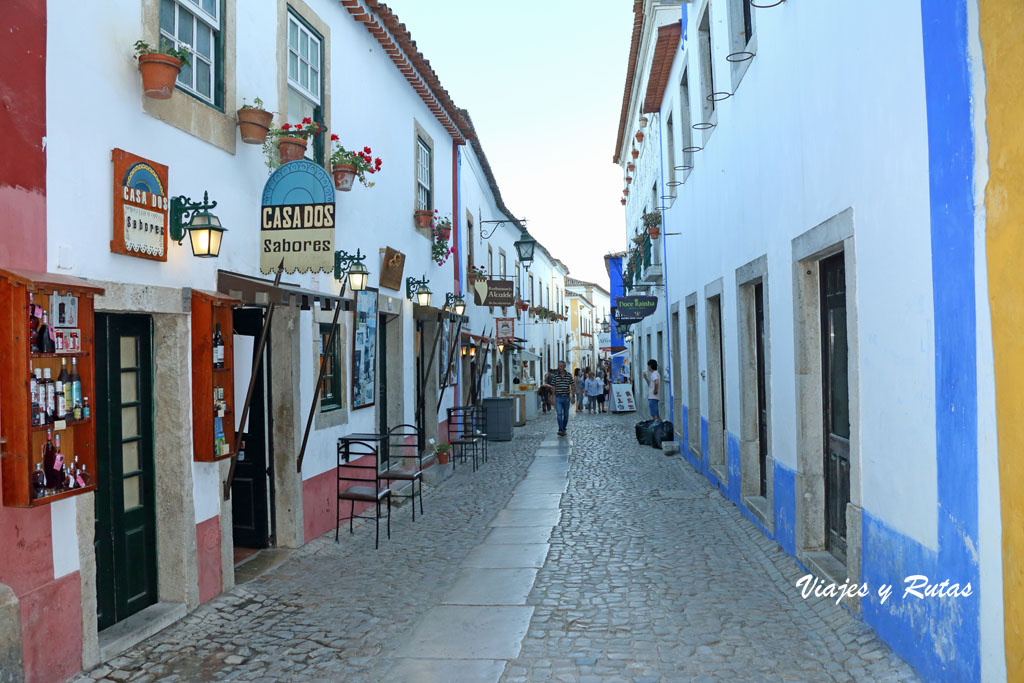 Rua Direita de Óbidos