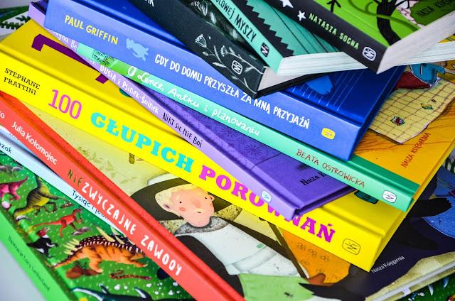 10 książek dla dzieci, od których trudno się oderwać