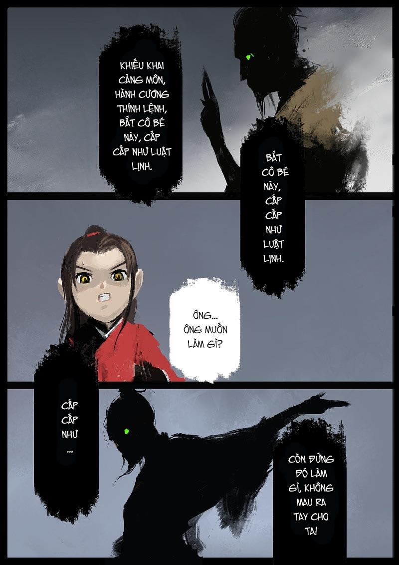 Tây Du Ký ngoại truyện chap 40 - Trang 19