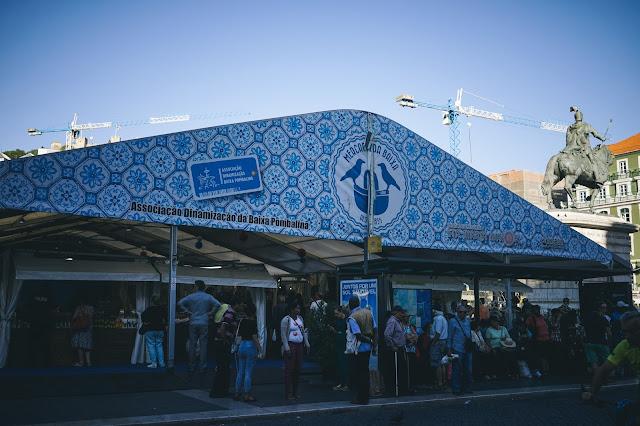 バイシャ市場(Mercado da Baixa)