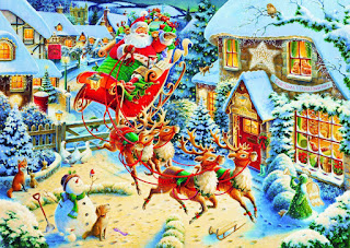 vintage-traditional-style-santa-in-town-flying-sleigh-image.jpg