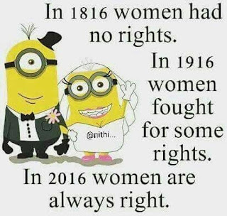 Women day troll and meme
