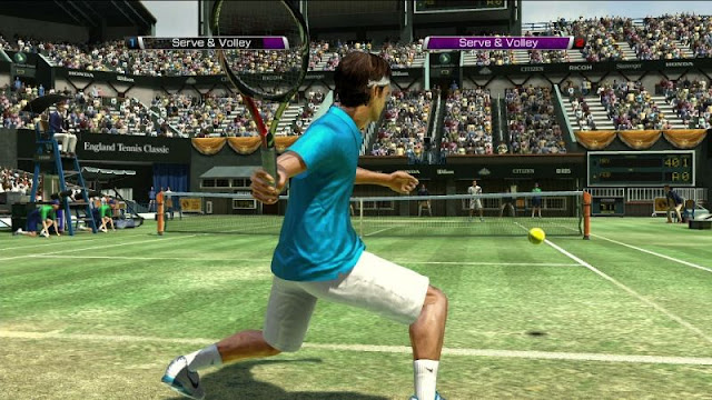 Virtua Tennis 4 PC Version setup