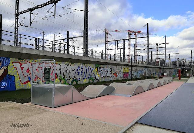 skatepark paris rue aubervilliers 18e