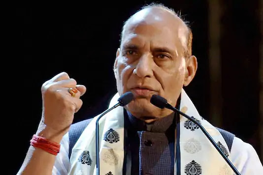Talking To China Through Military, Diplomatic Channels, Will Disclose Details At Appropriate Time: Rajnath Singh